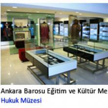 Ankara Barosu Hukuk Müzesi